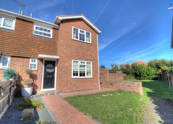 Thumbnail 4 bed end terrace house for sale in Brickcroft, Broxbourne