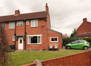 Thumbnail 3 bed semi-detached house for sale in Marple Road, Northwich