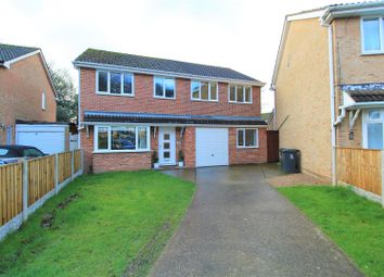 Thumbnail 5 bed detached house for sale in Sidlaw Rise, Warren Hill, Nottingham