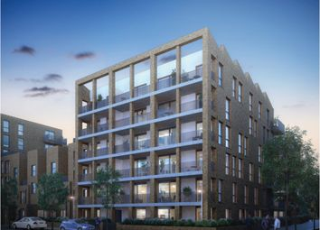 Thumbnail 3 bed flat for sale in Brentford Lock West, Durham Wharf Drive, London