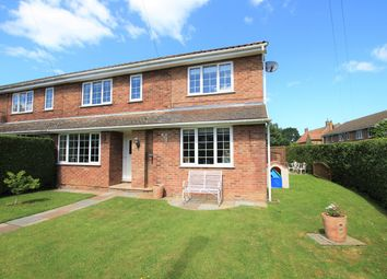 Thumbnail 4 bed end terrace house for sale in Beech Close, Baldersby, Thirsk