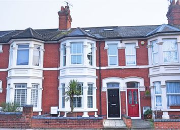 Thumbnail 4 bed terraced house for sale in Goddard Avenue, Swindon