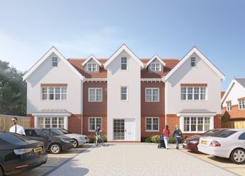 Thumbnail 2 bed flat for sale in Melbury Gardens, Upton, Poole
