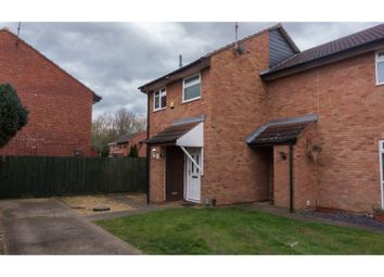 Thumbnail 2 bed semi-detached house for sale in Hedgelands, Werrington