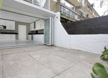 Thumbnail 4 bedroom terraced house to rent in Tresham Crescent, St John's Wood