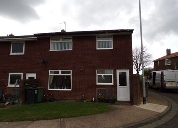 Thumbnail 3 bed terraced house for sale in Red House Farm Estate, Bedlington