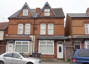 Thumbnail 5 bed semi-detached house for sale in Stockfield Road, Yardley, Birmingham
