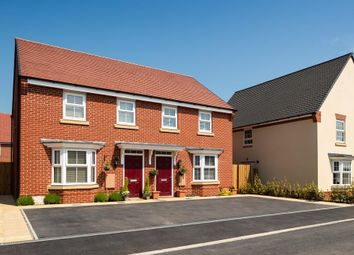"Thumbnail 3 bedroom end terrace house for sale in ""Archford"" at Huntingdon Road, Thrapston, Kettering"
