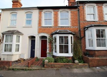 Thumbnail 2 bedroom terraced house to rent in Belle Vue Road, Reading