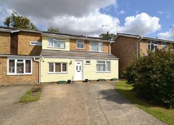 Thumbnail 4 bed semi-detached house to rent in Vicarage Road, Buntingford