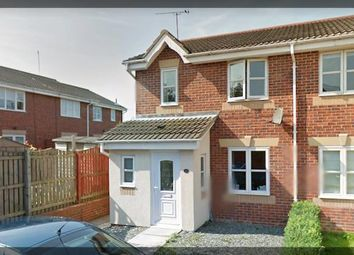 Thumbnail 3 bed end terrace house to rent in Wises Farm Road, National Avenue, Hull