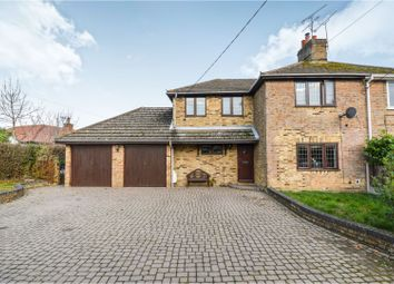 Thumbnail 3 bed semi-detached house for sale in Ashwells Road, Brentwood