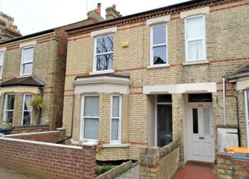 Thumbnail 3 bed end terrace house for sale in 21 Clarendon Street, Bedford, Bedfordshire