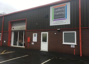 Thumbnail Light industrial to let in Unit 4A, Homend Trading Estate, The Homend, Ledbury, Herefordshire