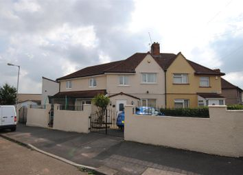 Thumbnail 4 bedroom semi-detached house for sale in Camberley Road, Knowle, Bristol