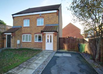 Thumbnail 3 bed semi-detached house for sale in Harwood Drive, Fencehouses, Houghton Le Spring