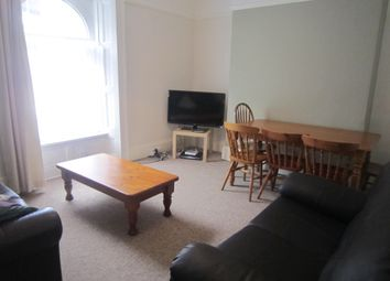 Thumbnail 5 bedroom shared accommodation to rent in Nelson Street, Greenbank, Plymouth