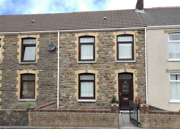 Thumbnail 2 bed terraced house for sale in Bethesda Road, Tumble, Llanelli