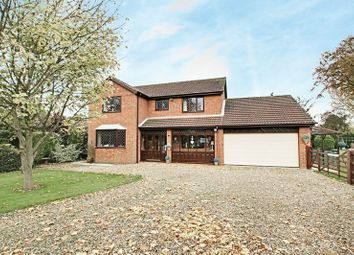 Thumbnail 4 bed detached house for sale in Burton Pidsea, Hull