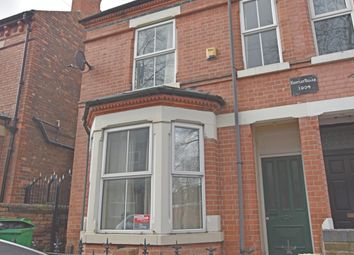 4 bed terraced house to rent in Derby Grove, Nottingham NG7