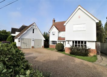 Thumbnail 5 bed detached house for sale in Little Bardfield, Essex