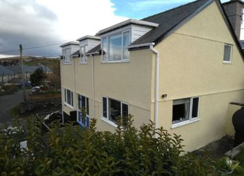 Thumbnail 4 bed detached house for sale in Rhosgadfan, Caernarfon