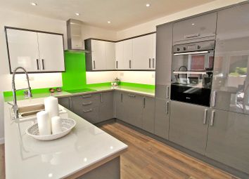 Thumbnail 3 bed detached house for sale in Greenwood Road, Bakersfield, Nottingham