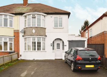 3 bed semi-detached house for sale in Aberdale Road, West Knighton, Leicester LE2