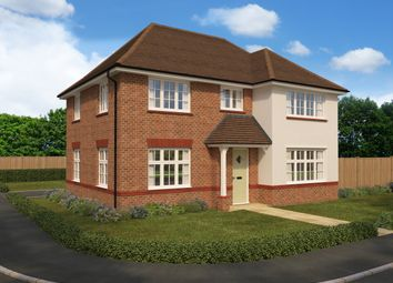 Thumbnail 4 bedroom detached house for sale in Nine Mile Ride Extension, Arborfield, Reading