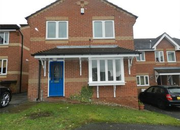 Thumbnail 4 bed detached house to rent in 43 Norbury Way, Belper, Derbyshire