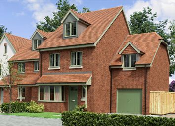 Thumbnail 4 bed detached house for sale in De La Warr Road, East Grinstead, West Sussex