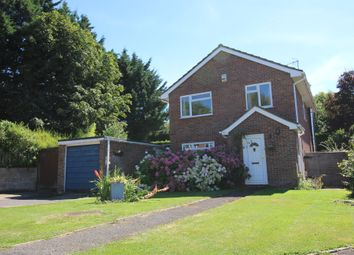 Thumbnail 4 bedroom detached house to rent in Bonhams Close, Holybourne, Alton, Hampshire