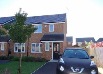 Thumbnail 3 bed semi-detached house for sale in Fallow Brook, Leigh, Lancashire