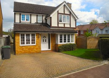 Thumbnail 4 bedroom detached house to rent in Birchalls, Stansted