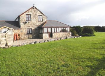 Thumbnail 3 bed link-detached house to rent in Higher Tremenheere, Ludgvan, Penzance