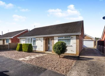 Thumbnail 3 bed detached bungalow for sale in Pelham Close, Sudbrooke