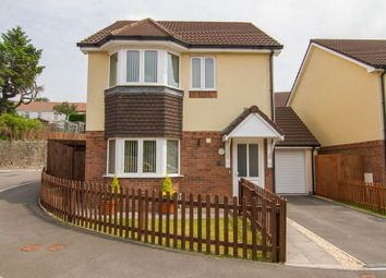 Thumbnail 3 bed detached house for sale in Old Brewery Lane, Rhymney, Tredegar