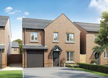 "4 bed detached house for sale in ""The Bradenham - Plot 37"" at West End Lane, New Rossington, Doncaster DN11"