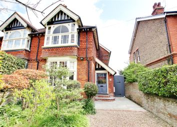 Grove Road, Broadwater, Worthing, West Sussex BN14. 3 bed semi-detached house for sale