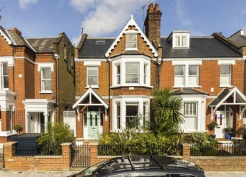 Thumbnail 4 bed semi-detached house for sale in Stile Hall Gardens, London
