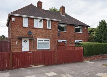 Thumbnail 3 bed semi-detached house for sale in Ainderby Way, Beechwood, Middlesbrough