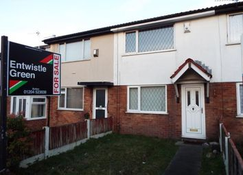 Thumbnail 2 bed terraced house for sale in Saviours Terrace, Deane, Bolton, Greater Manchester
