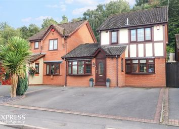 Thumbnail 3 bed detached house for sale in Moyle Drive, Halesowen, West Midlands