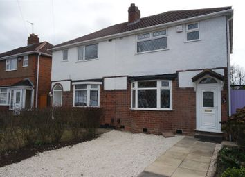 Thumbnail 2 bed property for sale in Berryfield Road, Sheldon, Birmingham