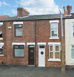 Thumbnail 2 bed terraced house for sale in Lime Street, Ilkeston, Derbyshire