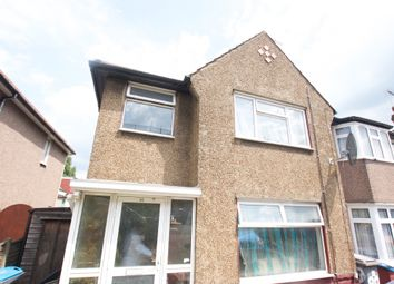 Thumbnail 3 bed end terrace house to rent in Coles Green Road, Dollis Hill