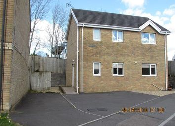 Thumbnail 2 bed flat to rent in St Marks House, Mackworth Street, Bridgend Town