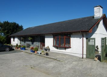 Thumbnail 4 bed detached bungalow for sale in Beulah, Newcastle Emlyn