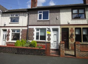 Thumbnail 2 bed terraced house to rent in Rhodes Street, Warrington