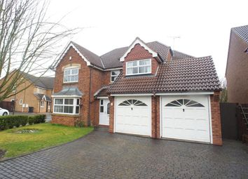 Thumbnail 4 bed property to rent in Limedale Avenue, Oakwood, Derby